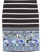 Emilio Pucci Printed Skirt - Lyst