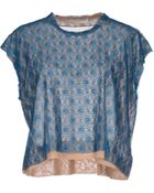 Stella McCartney Top - Lyst