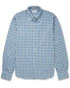Gant Rugger Gingham Button-Down Collar Cotton Shirt - Lyst