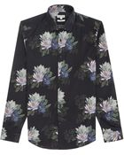Reiss Bondi Dark Bloom Shirt - Lyst