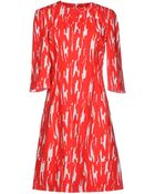 Marni Knee-Length Dress - Lyst