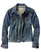 Gap 1969 Heritage Denim Jacket (Dark Tint Wash) - Lyst