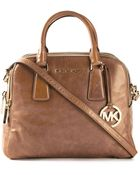 MICHAEL Michael Kors Medium 'Alexis' Satchel Bag - Lyst