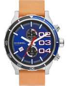 Diesel Double Down Mega Chief Watch - For Men - Lyst