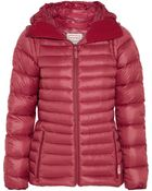 Hunter Hooded Shell Down Jacket - Lyst