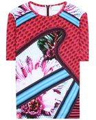Mary Katrantzou Basic Fitted Top - Lyst