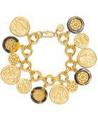Tory Burch Shiloh Charm Bracelet - For Women - Lyst