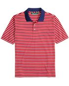Brooks Brothers St Andrews Links Bar Stripe Polo Shirt - Lyst