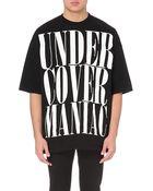 Undercover Maniac Cotton-Jersey T-Shirt - For Men - Lyst