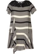 Thakoon Addition Short Dress - Lyst