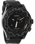 Nixon Passport All Black Watch - Lyst