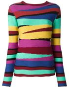 Tsumori Chisato Jacquard Sweater - Lyst