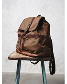 Campomaggi Verona Backpack - Lyst