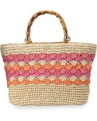 Ondademar Crochet Tote Bag - Lyst