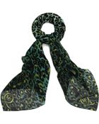 McQ by Alexander McQueen Animal Print Scarf - Lyst