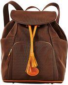Dooney & Bourke Nylon Backpack - Lyst