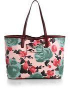 Marc By Marc Jacobs Metropolitote Floral Saffiano Tote - Lyst