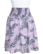 Carven Skirt - Lyst
