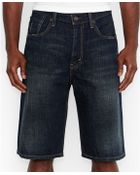Levi's Closeout! 569 Loose Straight-Fit Dirty Rigid Shorts - Lyst