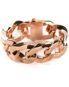 Givenchy Chain Link Bracelet - Lyst
