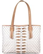 Cole Haan Hayden Small Leather Tote Bag - Lyst