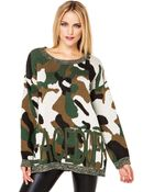 Mink Pink Peaced Off Sweater - Lyst
