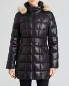 Marc New York Coat - Pippa Quilted - Lyst
