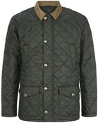 Barbour Canterdale Quilted Jacket - Lyst