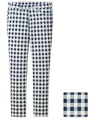 Uniqlo Print Cropped Leggings Trousers - Lyst