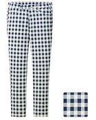 Uniqlo Women Print Cropped Leggings Pants - Lyst