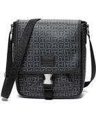 Tommy Hilfiger Th Coated Small Crossbody Bag - Lyst