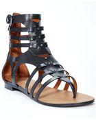 Enzo Angiolini Makayla Gladiator Sandals - Lyst