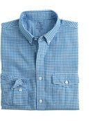 J.Crew Tall Lightweight Vintage Oxford Cloth Shirt In Summertime Gingham - Lyst