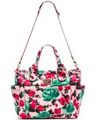 Marc By Marc Jacobs Pretty Nylon Jerrie Rose Elizababy Tote - Lyst