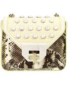 Pinko Clutch Woman - Lyst
