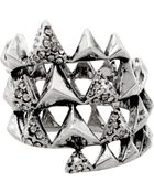 House Of Harlow 1960 Pyramid Wrap Ring - Lyst