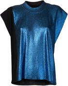 3.1 Phillip Lim Metallic Top - Lyst