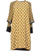 Fendi Short Dress - Lyst