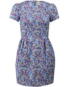Mary Katrantzou Liv Dress - Lyst