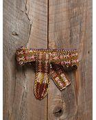 Free People Vintage Textile Belt - Lyst