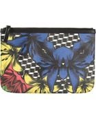 Pierre Hardy Large 'Lily Cube' Pouch - Lyst