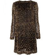 Temperley London Donna Shift Dress - Lyst