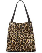 Urban Originals Wonder Leopard-Print Tote Bag - Lyst