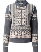 Chloé Knit Sweater - Lyst