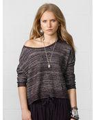 Denim & Supply Ralph Lauren Marled Crewneck Sweater - Lyst