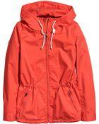 H&M Jacket In Cotton Twill - Lyst