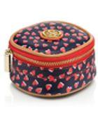 Tory Burch Kerrington Tiny Jewelry Case - Lyst