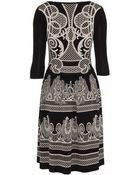 Temperley London Lavinia Lace Dress - Lyst