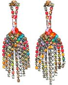Tom Binns A Riot Of Colour Earrings - Lyst