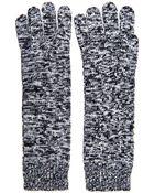 Carven Wool Gloves - Lyst